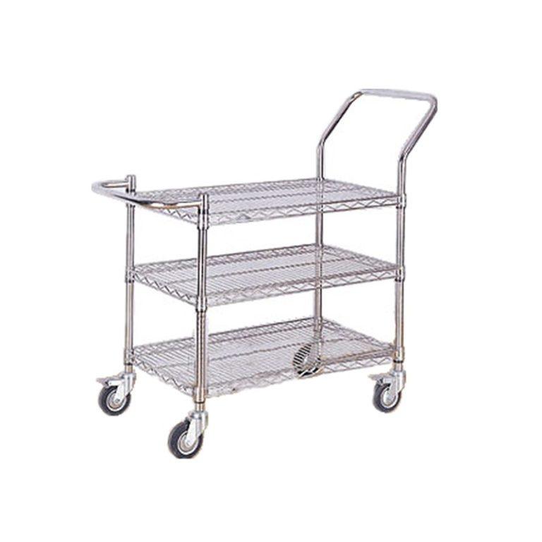 ESD cart/shelf metal cart