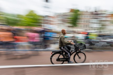 Cyclists in Amsterdam 2