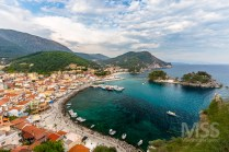 Parga by day 8