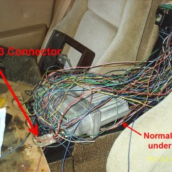 Fiero 3800 Wiring Diagram 1996 Jeep Grand Cherokee 1986 Pontiac Se Ford Ranger