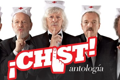 Les Luthiers - ¡Chist!