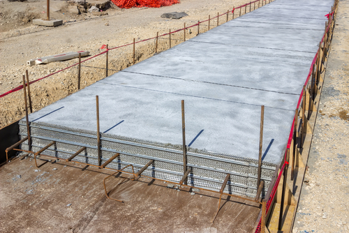 Proper Steps For Using Screed Key Joints In Concrete Slabs