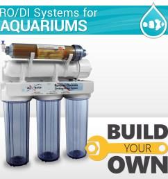 home reverse osmosis aquarium build your aquarium hydroponics ro di reverse osmosis system [ 1920 x 1920 Pixel ]