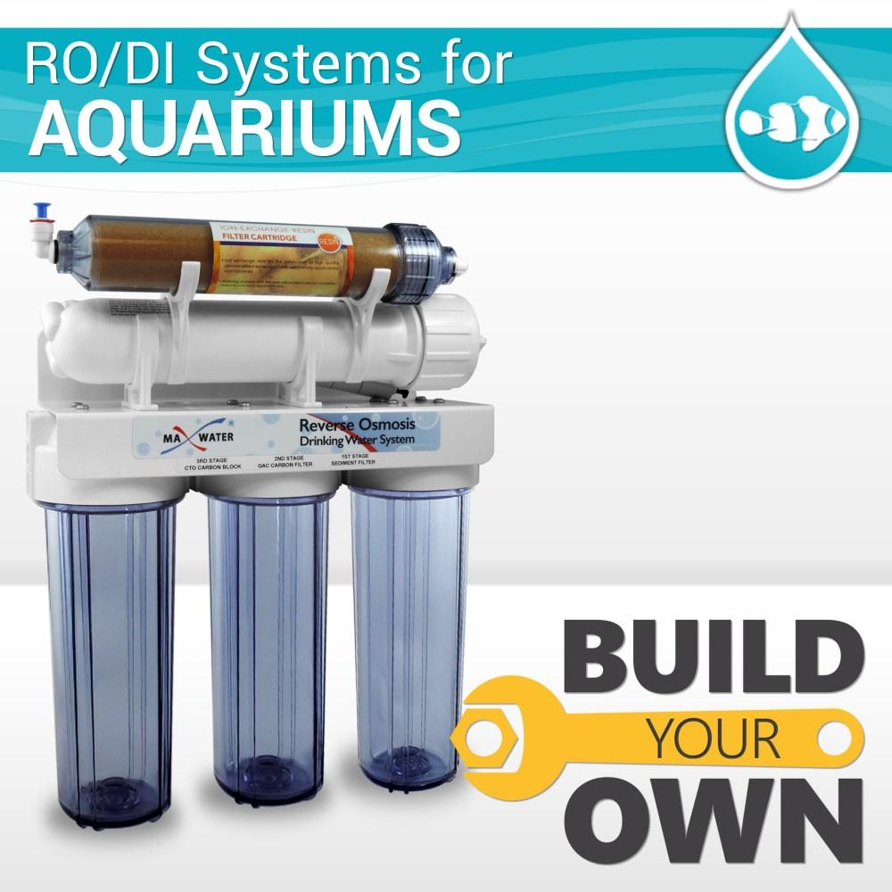 medium resolution of home reverse osmosis aquarium build your aquarium hydroponics ro di reverse osmosis system