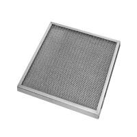Electrostatic air washable furnace filter