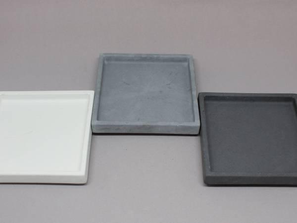 Square Concrete Trinket Dish