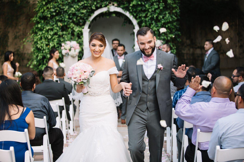 mayra + andrew | Springfield Banquet Center Wedding