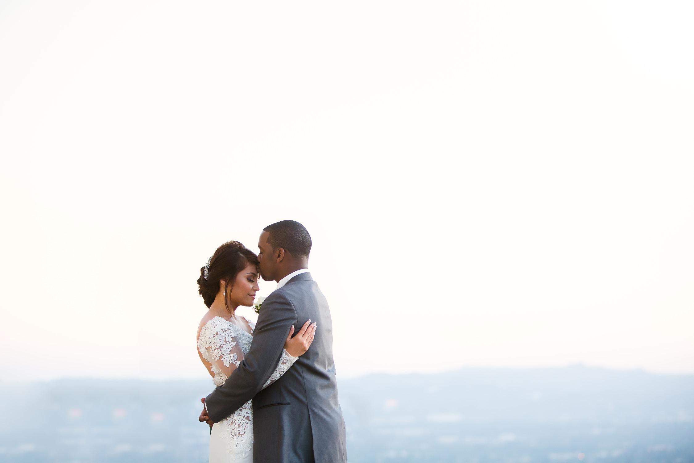 brandon + katheline | The Castaway Restaurant Wedding