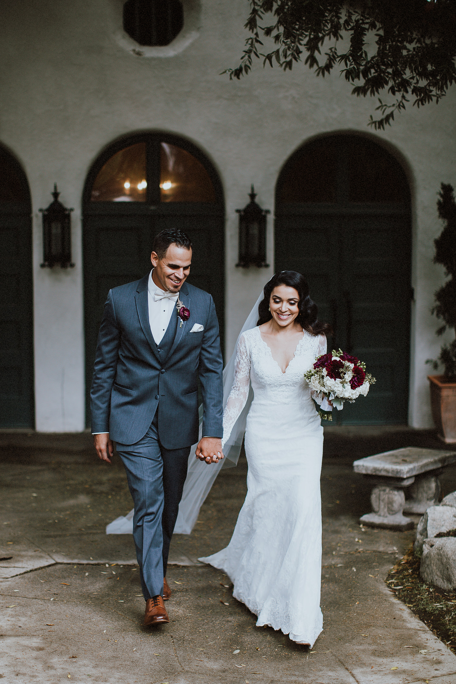 justin + celene | La Cañada Flintridge Wedding