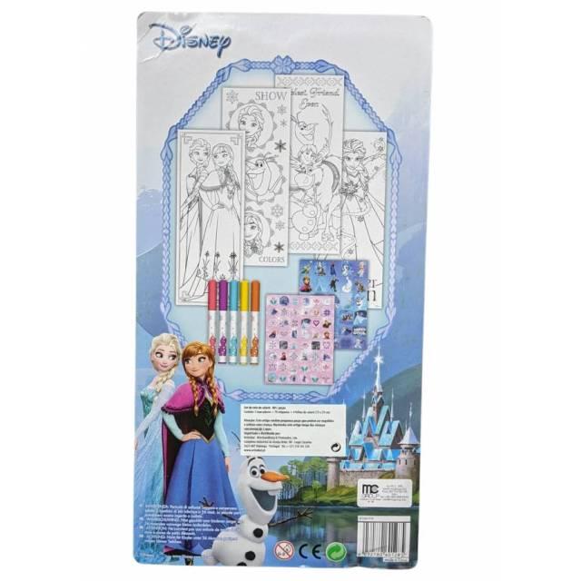 Disney Schneekönigin Färbung Kit 27 Farben