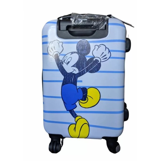 Valise Cabine Disney Mickey Mouse 22 cm