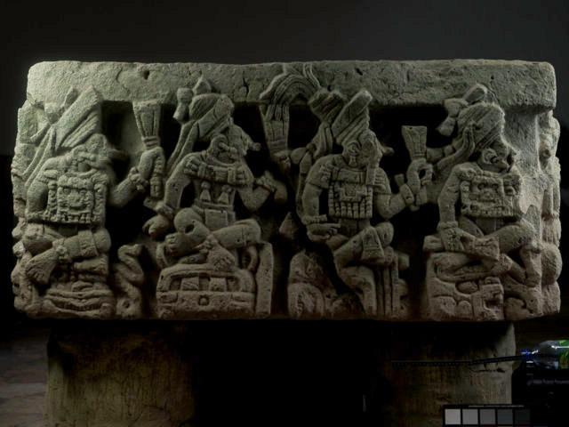 Copan Altar Q 4 100