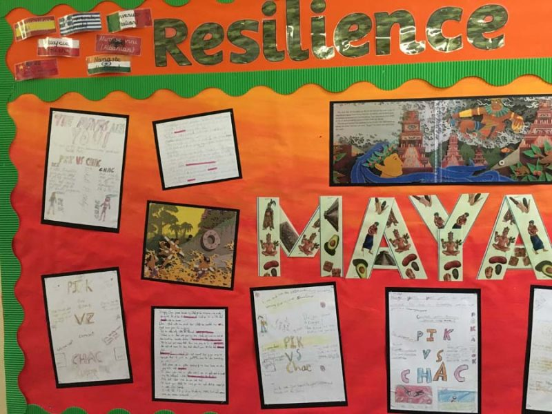Poster Maya Civilisation