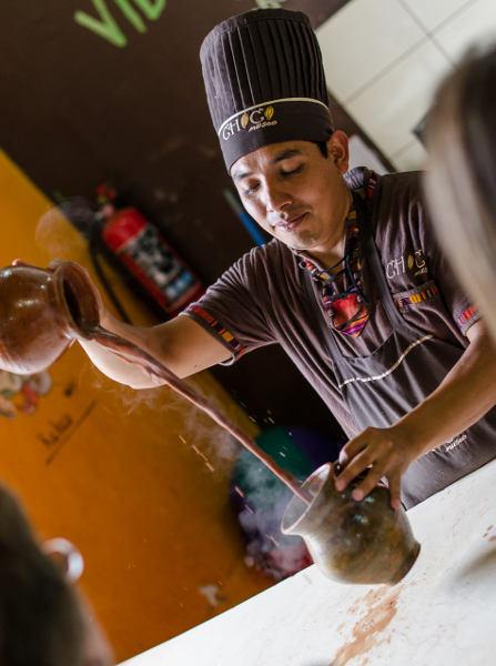Maya-Chocolate-Preparation
