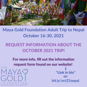 Request info for Nepal Oct 21