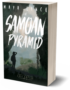 the SamoanPyramid 3d book cover