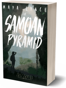 Book Cover the Samoan Pyramid
