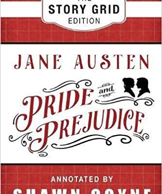 Reading an old classic…Pride and Prejudice, by Jane Austen