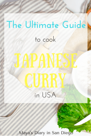 how to make Japanese curry