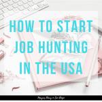 アメリカでの就職活動の始め方(OPT後もアメリカに残りたい場合)