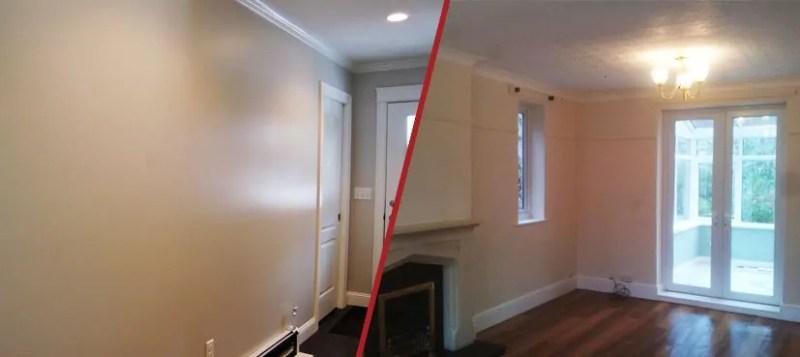 Interior paint satin vs semi gloss - Satin vs semi gloss paint ...
