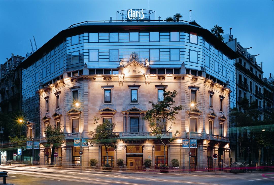 Hôtel Claris à Barcelone