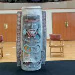 Urne maya © Secretaría de Relaciones Exteriores
