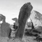 Les menhirs de Rego Grande © Rostain