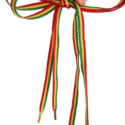 40inch Reggae Shoelaces1