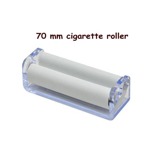 70 mm Plastic Cigarette Roller White