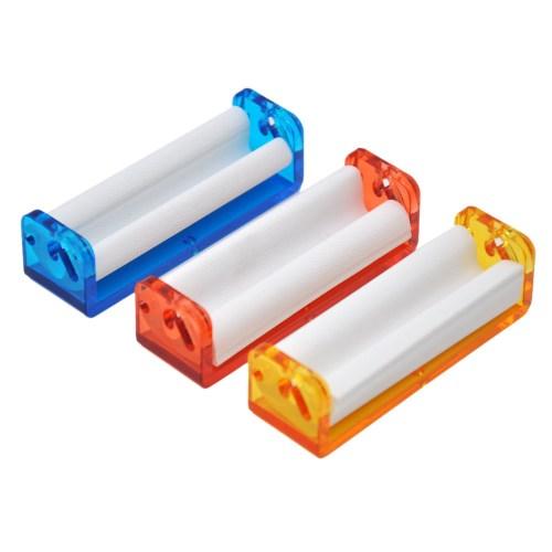78 mm Plastic Cigarette Roller Assorted Colors