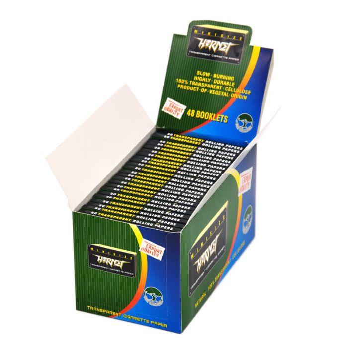 Transparent Cigarette Rolling Papers