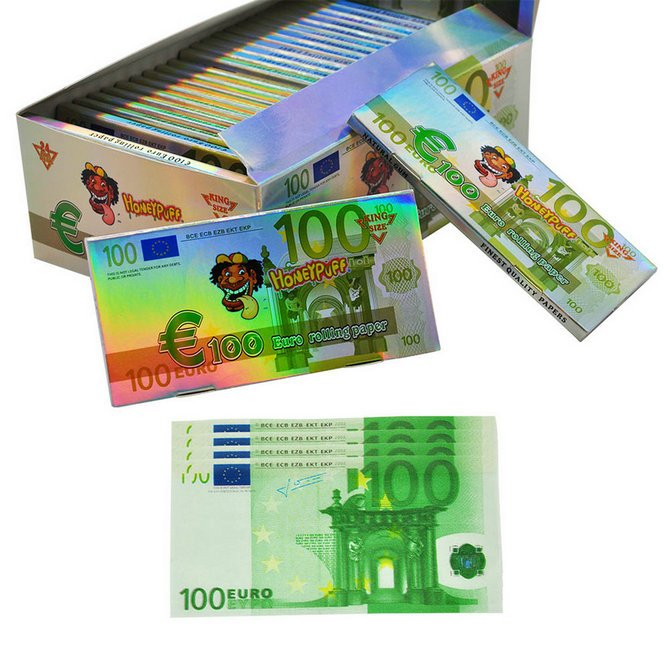 €100 Euro Rolling Papers