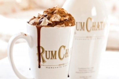 Holiday Drinks - Rumchata Hot Chocolate