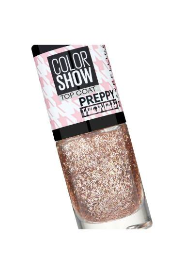 colorshow preppy magenta nail polish