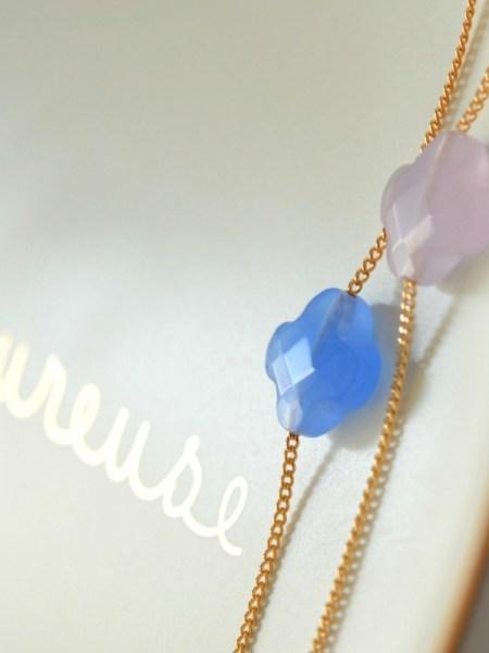 collier_pierre_agate_violet_parme_bleu_ciel_azur_may_boheme_plaqué_or_agate_jaune