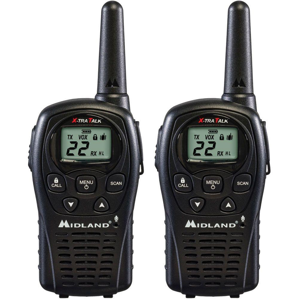 Midland Walkie Talkie >> 10221 Pair Of Midland Walkie Talkies