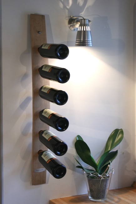 meuble range bouteille cuisine