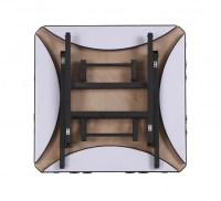 Folding Square to Round Banqueting Table - TABLES