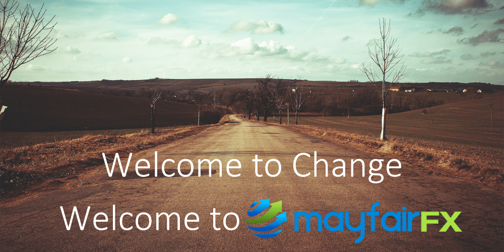 Mayfair FX - Welcome to Change
