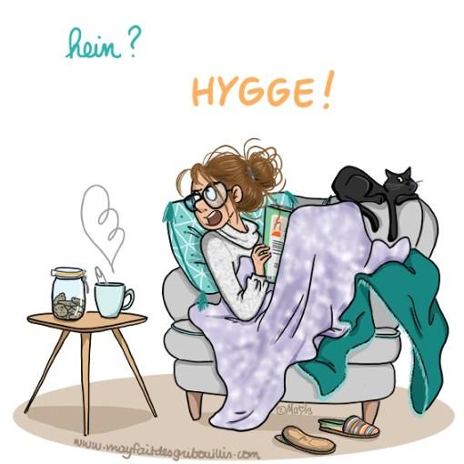 MaY Fait Des Gribouillis en mode Hygge - ©MaYFaitDesGribouillis 2019 - Plus sur www.mayfaitdesgribouillis.com