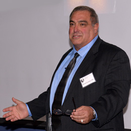 Alumnus Lecturer Daniel Scodary, MD