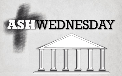 Repenting Again | Ash Wednesday Services 6:30pm