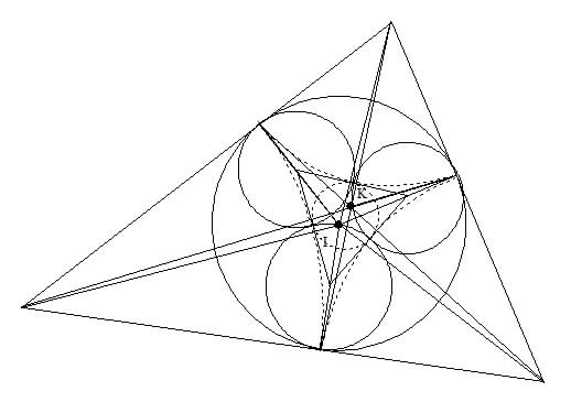 Geometry: The Incentre of a Triangle