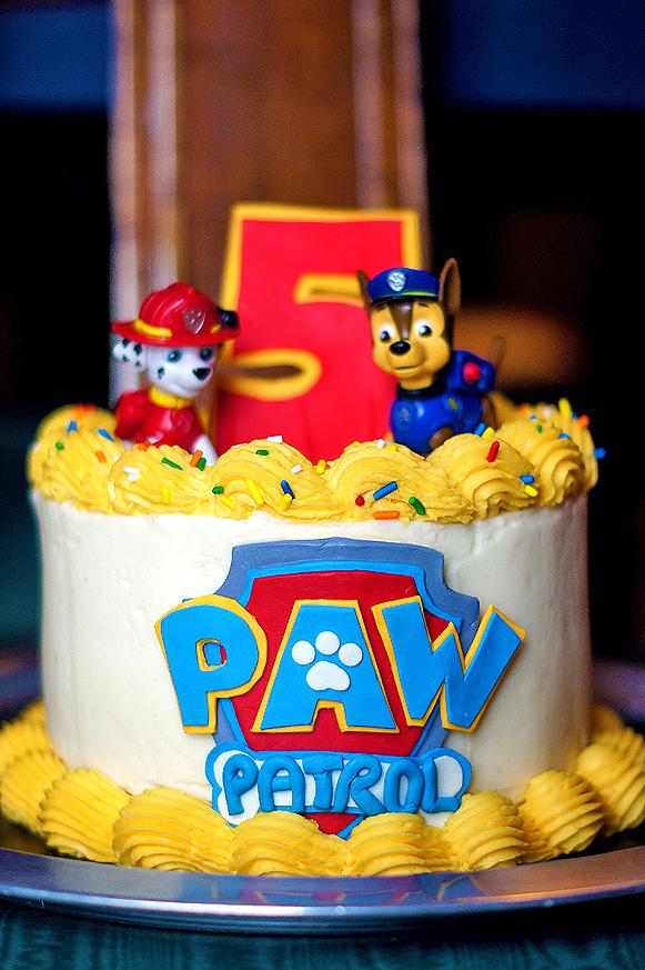 Paw Patrol Birthday Cake Mayhem In The Kitchen