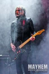 Paul Wiley of Marilyn Manson