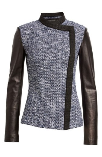 leather trim knit moto jacket.jpg