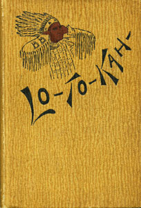 Books Illustrated by Maynard Dixon - LO-TO-KAH Verner Z. Reed