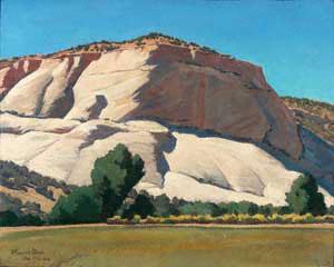 Maynard Dixon Biography White Butte Maynard Dixon Mount Carmel Utah