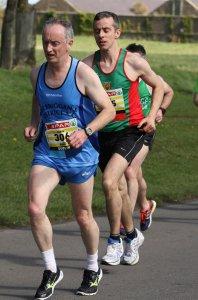 John Nolan - his first Championship run in Mayo AC vest